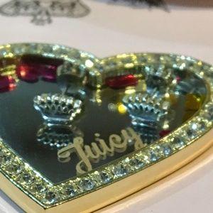 Juicy Couture vintage earrings teeny tiny crowns
